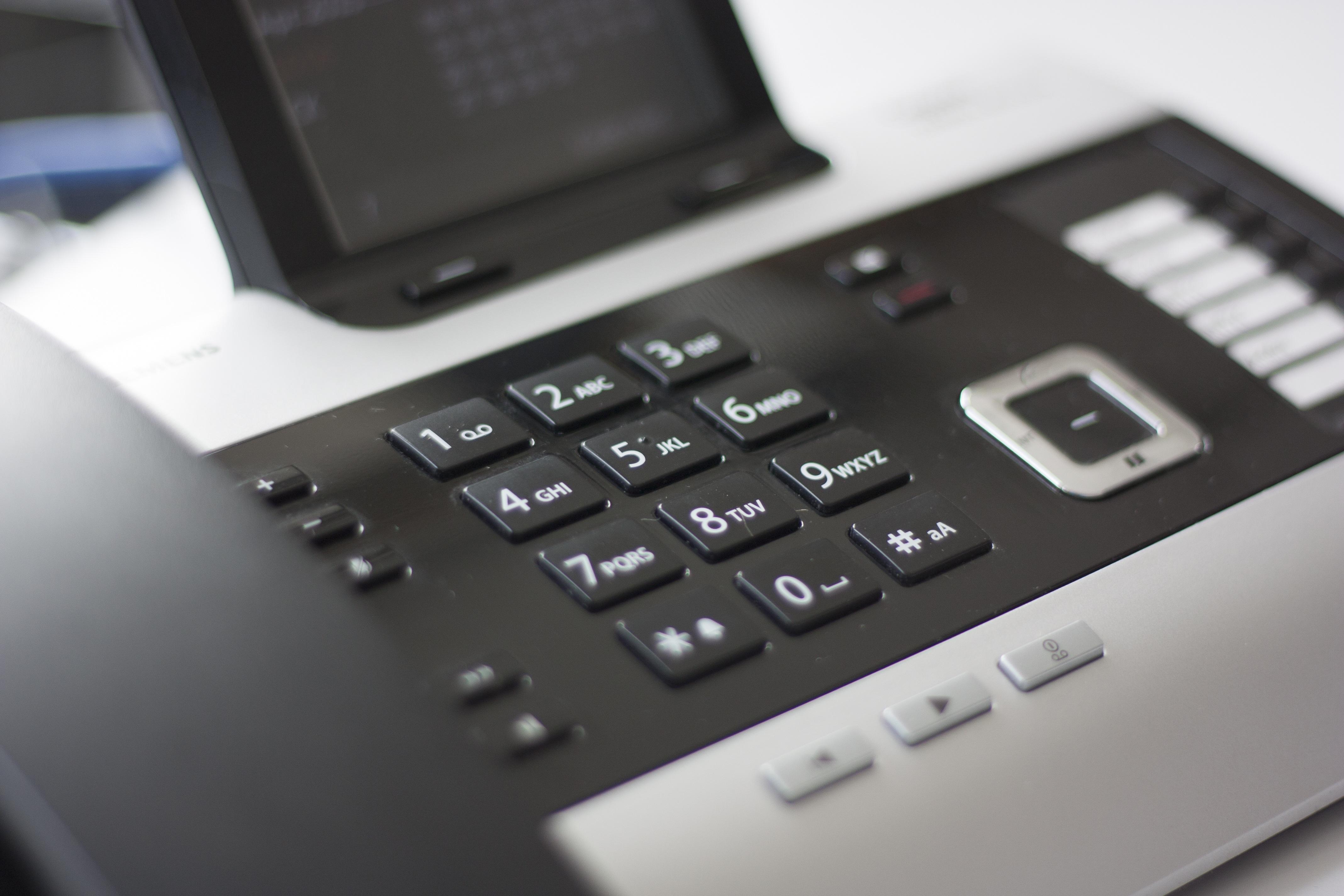Enregistrements de messages téléphoniques